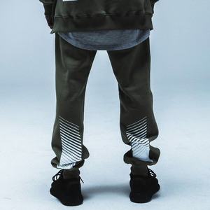 NASTYPALM V ZIPPER SWEATPANTS (NYP17TP01U79S45)