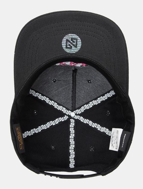 Skull Snapback - Black (NNG17CP04U83F25)