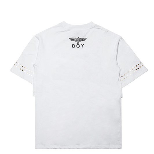 BOYLONDON T-SHIRT (BOY72TS56U98F40)