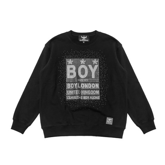 BOYLONDON SWEATSHIRT (BOY81MT1131U82S60)