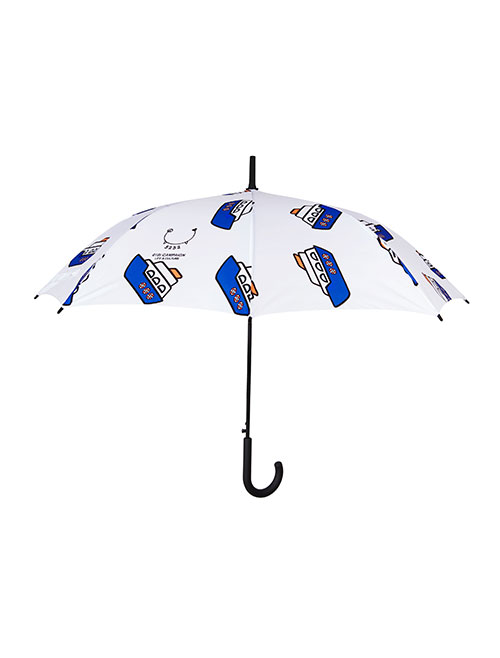 5252 BY O!Oi BOAT PATTERN UMBRELLA