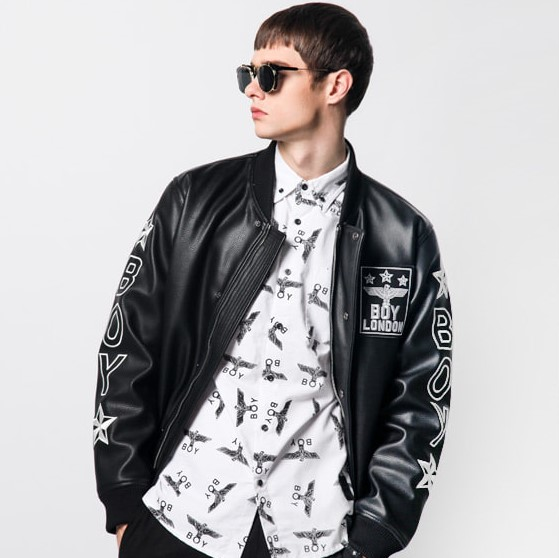 BOYLONDON JACKET (BOY74JP21U89M14)