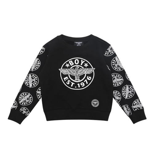 BOYLONDON SWEATSHIRT (BOY63MT08K89B35)